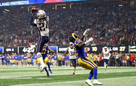SPHS Alumnus Gilmore Secures Super Bowl Win for Patriots