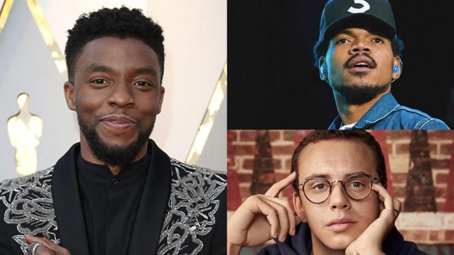 Black+History+Month%3A+Logic%2C+Chadwick+Boseman%2C+and+Chance+the+Rapper