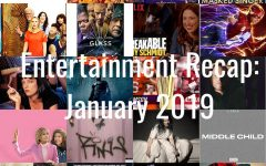 Entertainment Recap: January 2019