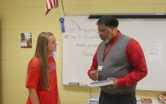 Former Substitute Becomes South Pointe's New ISS Coordinator