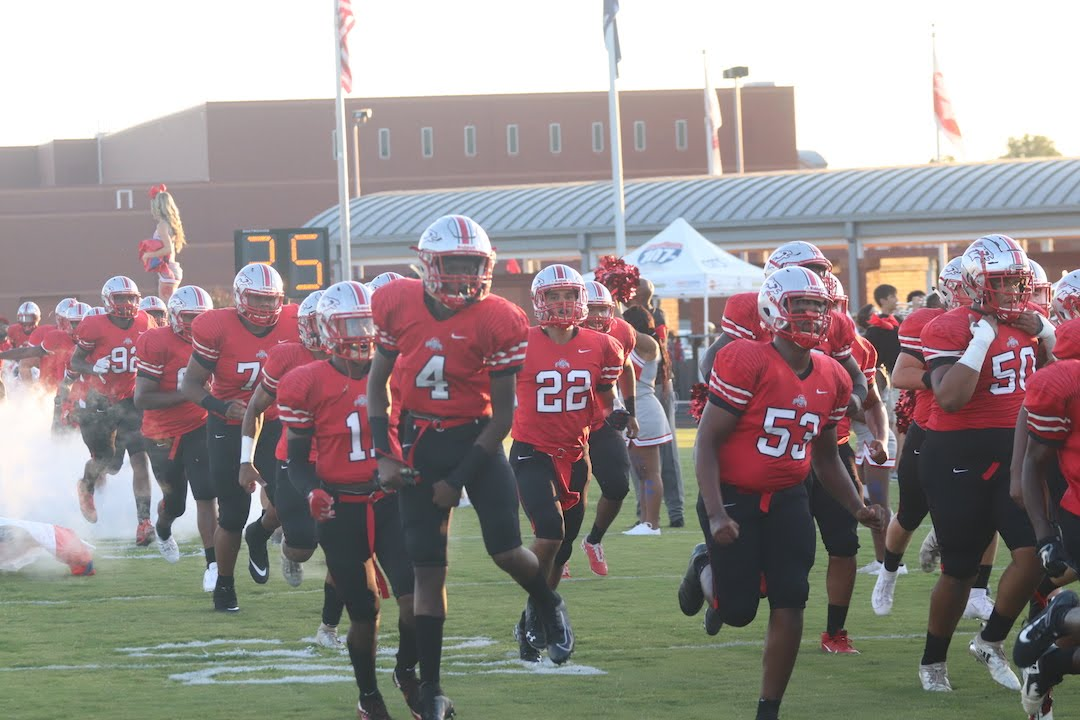 South Pointe Once Again Claims Football City Champ Title