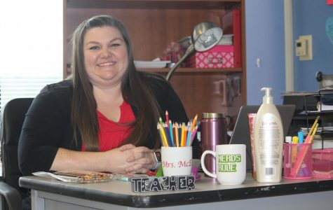 Magnificent McElheney: Teacher Feature on Kymrie McElheney