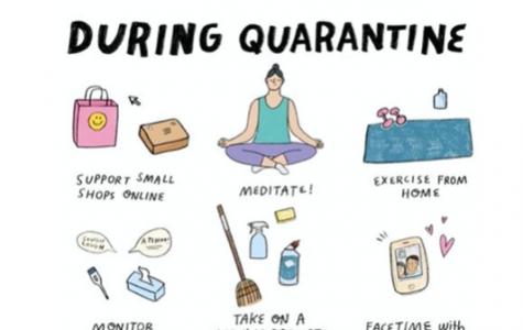 Quarantined and Calm